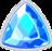 블루 크리스탈 (소)